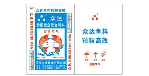 鲫鱼饲料蛋白源组成的差异